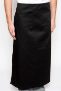 Black Full Waist Apron