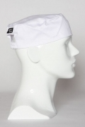 Chef Box Hat with Open Elastic Back